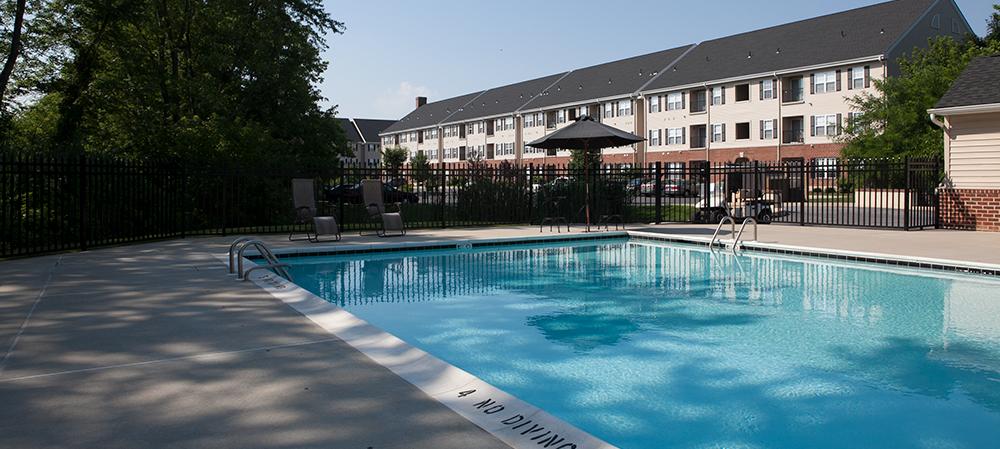 Deemer's Landing swimming pool